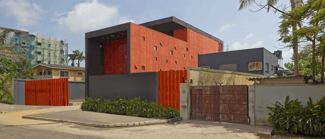 Best new building in Lagos by David Adjaye